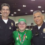 Ali Dave Special Olympics