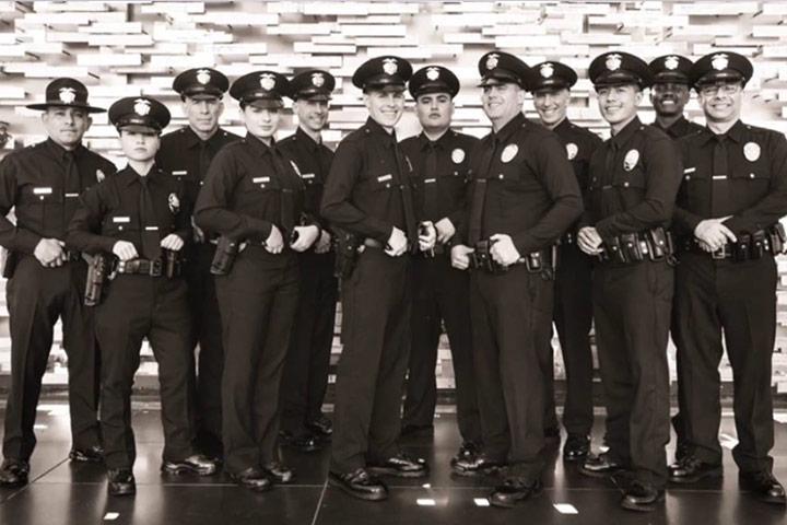LAPD Reserve History