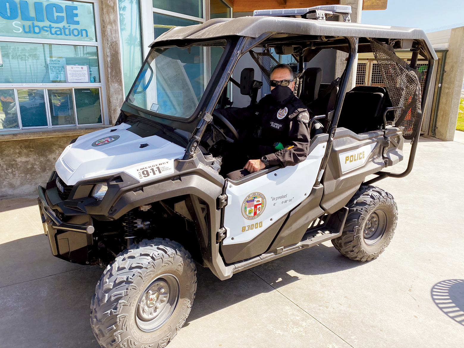 lapd-reserves-go-above-and-beyond-during-covid-19-37-venice-beach-detail-and-will-rogers-state-beach